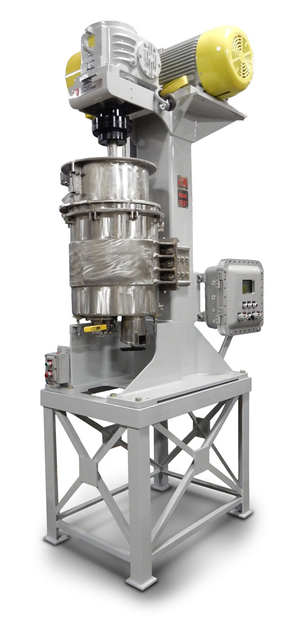 Q25 Attritor for Inks and Coatings